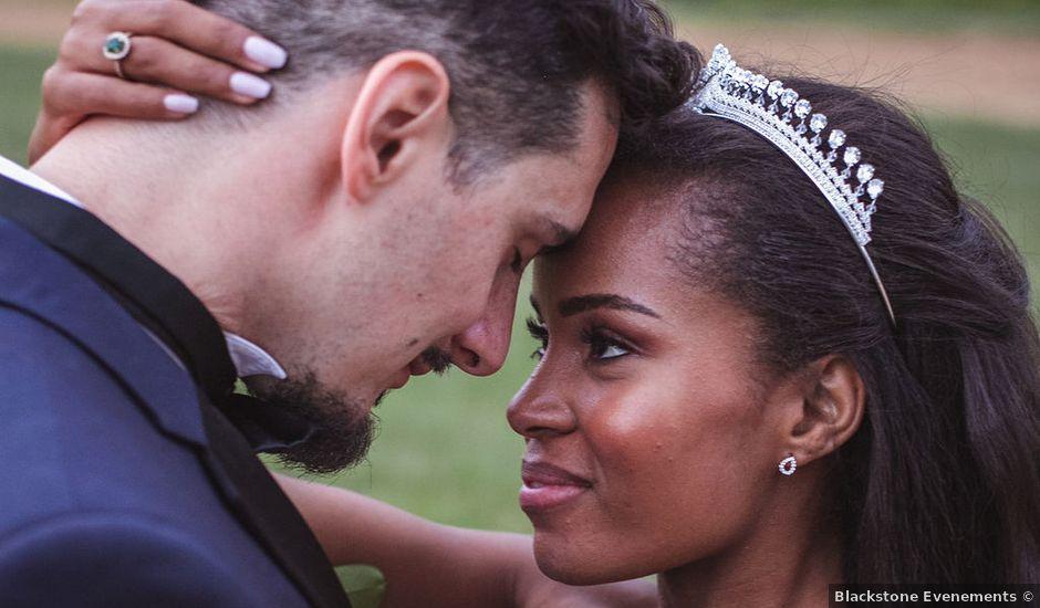 Le mariage de Aurélien et Afsanat à Dangu, Eure