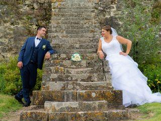 Le mariage de Morgane et Emilien
