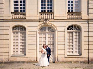 Le mariage de Brigitte et Olivier