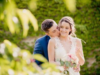 Le mariage de Mylène et Adrien