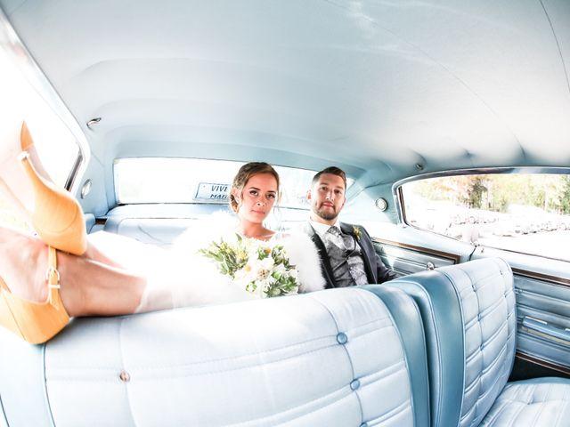 Le mariage de Déborah et Thomas