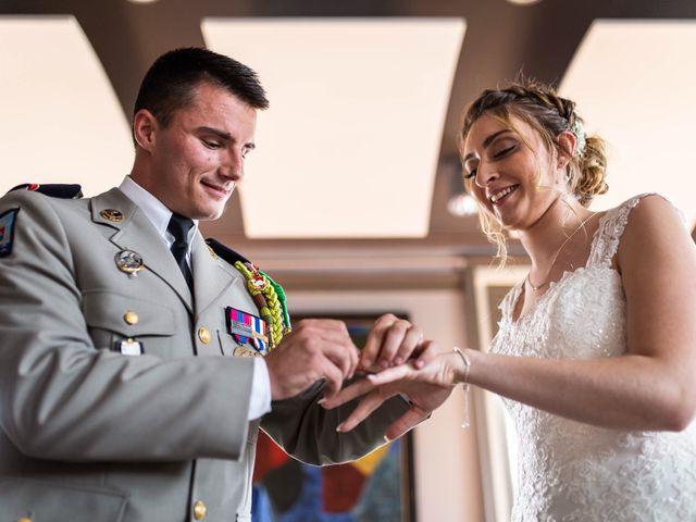 Le mariage de Jimmy et Alexa à Mont-de-Marsan, Landes 1
