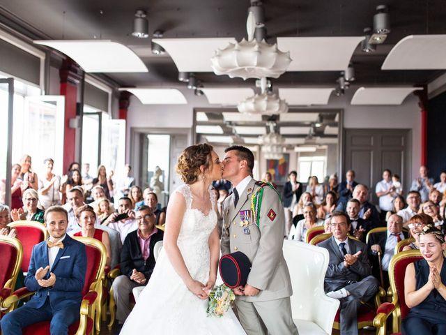 Le mariage de Jimmy et Alexa à Mont-de-Marsan, Landes 2