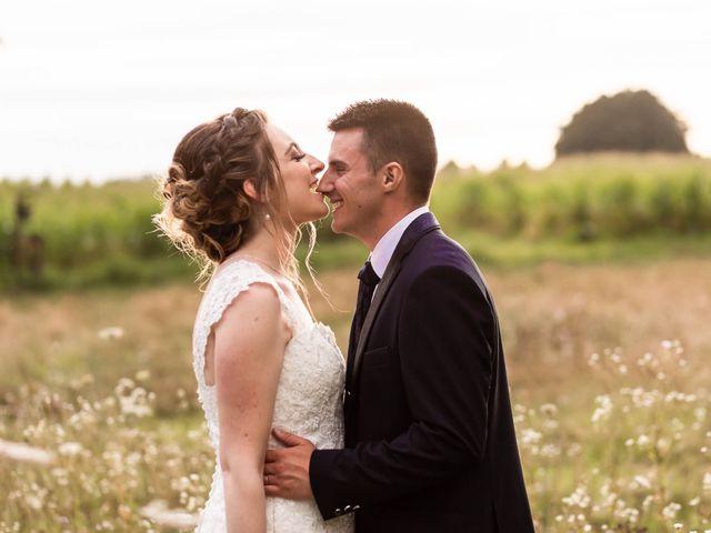 Le mariage de Alexa et Jimmy