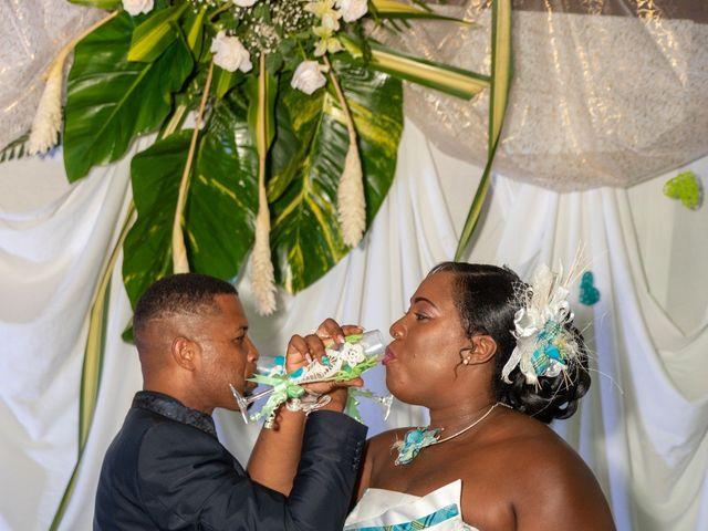Le mariage de Jean et Annael à Sainte-Luce, Martinique 5