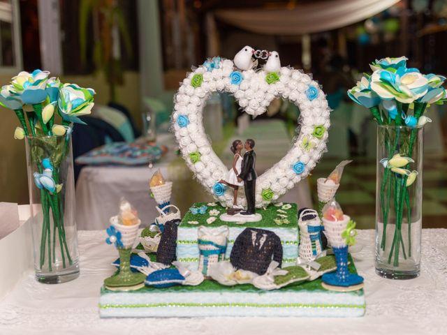 Le mariage de Jean et Annael à Sainte-Luce, Martinique 6