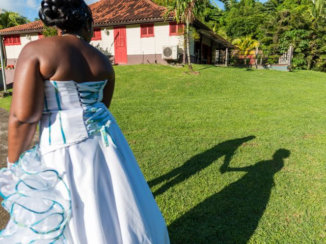 Le mariage de Jean et Annael à Sainte-Luce, Martinique 8