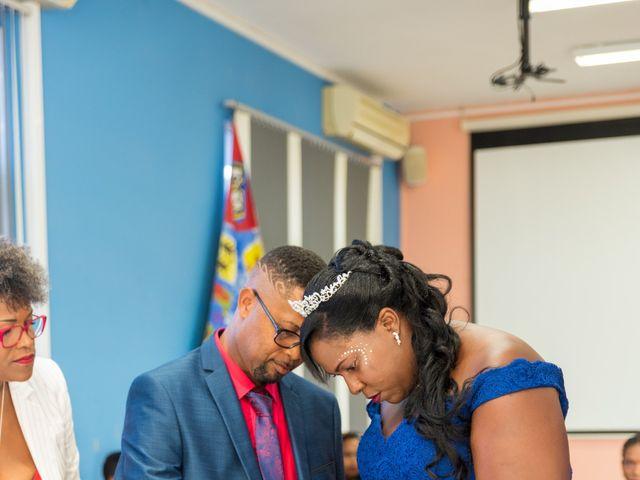 Le mariage de Jean et Annael à Sainte-Luce, Martinique 14