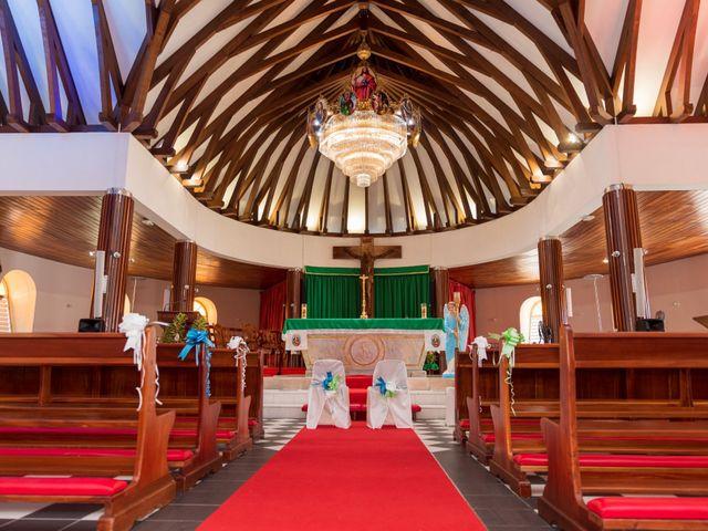 Le mariage de Jean et Annael à Sainte-Luce, Martinique 16