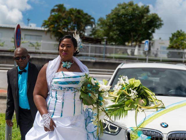Le mariage de Jean et Annael à Sainte-Luce, Martinique 17