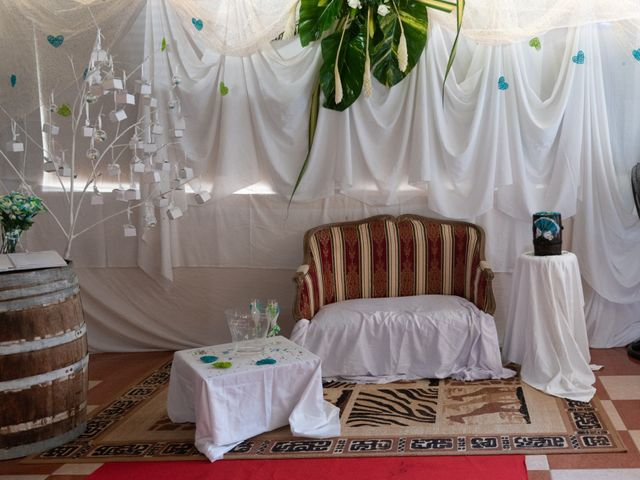 Le mariage de Jean et Annael à Sainte-Luce, Martinique 19