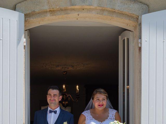 Le mariage de Emilien et Morgane à Cubzac-les-Ponts, Gironde 7