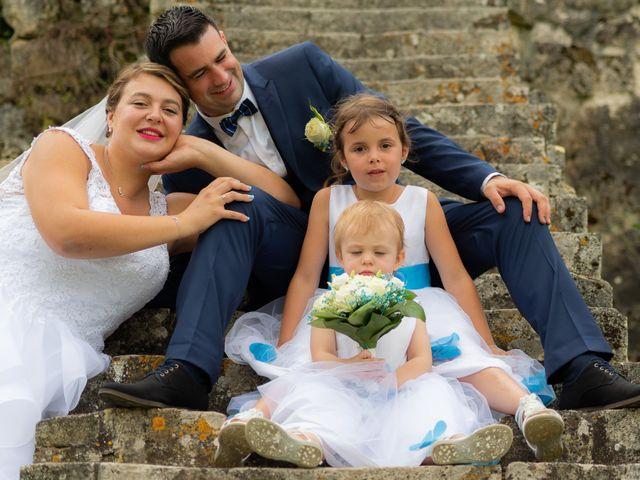 Le mariage de Emilien et Morgane à Cubzac-les-Ponts, Gironde 27