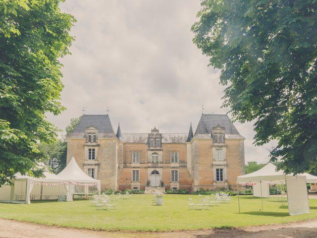 Le mariage de kevin et Lucie à Saint-Aulaye, Dordogne 2
