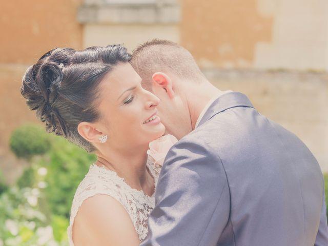 Le mariage de kevin et Lucie à Saint-Aulaye, Dordogne 6
