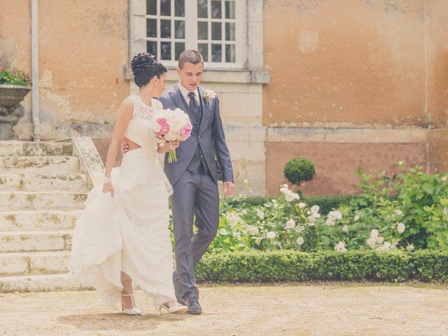 Le mariage de kevin et Lucie à Saint-Aulaye, Dordogne 7