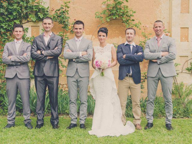Le mariage de kevin et Lucie à Saint-Aulaye, Dordogne 10
