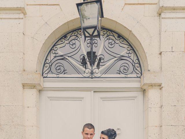 Le mariage de kevin et Lucie à Saint-Aulaye, Dordogne 17