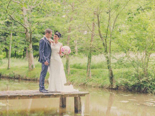 Le mariage de kevin et Lucie à Saint-Aulaye, Dordogne 19