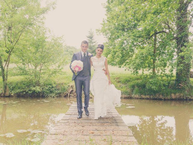 Le mariage de kevin et Lucie à Saint-Aulaye, Dordogne 22