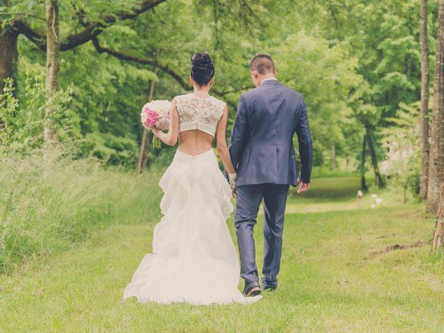 Le mariage de kevin et Lucie à Saint-Aulaye, Dordogne 23