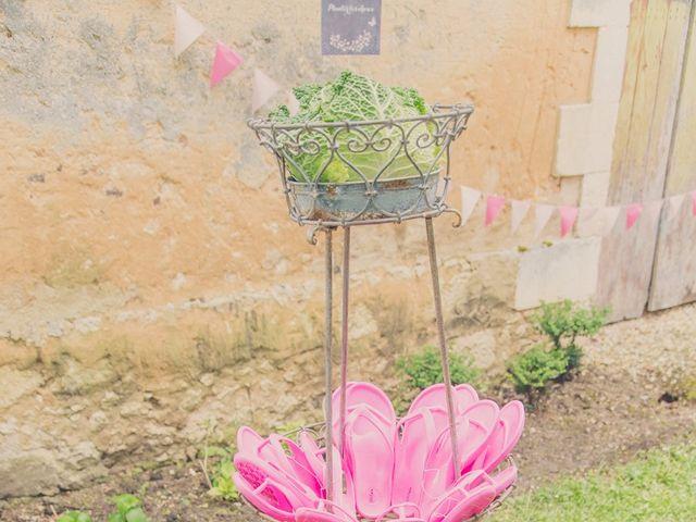 Le mariage de kevin et Lucie à Saint-Aulaye, Dordogne 33