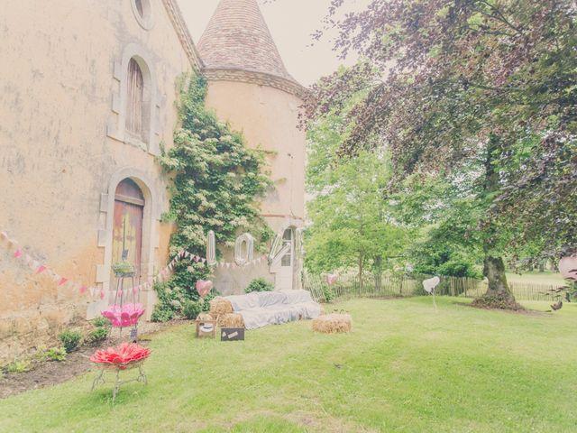 Le mariage de kevin et Lucie à Saint-Aulaye, Dordogne 34
