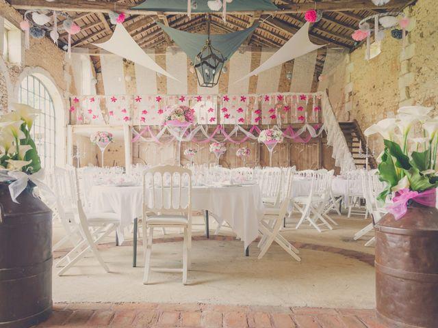 Le mariage de kevin et Lucie à Saint-Aulaye, Dordogne 37