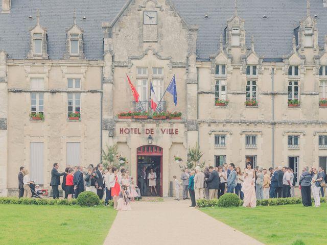 Le mariage de kevin et Lucie à Saint-Aulaye, Dordogne 38