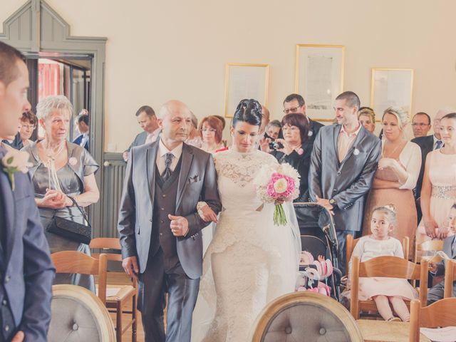 Le mariage de kevin et Lucie à Saint-Aulaye, Dordogne 39