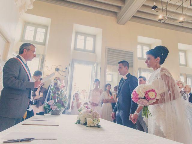Le mariage de kevin et Lucie à Saint-Aulaye, Dordogne 41
