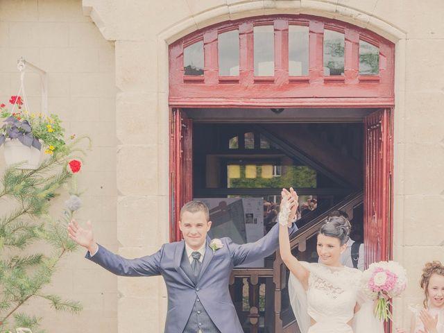 Le mariage de kevin et Lucie à Saint-Aulaye, Dordogne 42