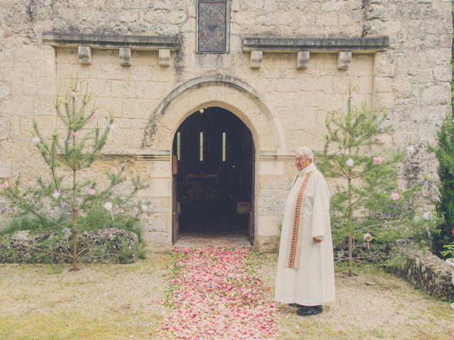 Le mariage de kevin et Lucie à Saint-Aulaye, Dordogne 45