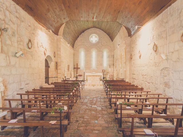 Le mariage de kevin et Lucie à Saint-Aulaye, Dordogne 46