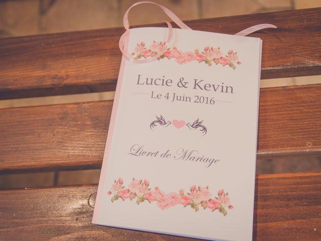 Le mariage de kevin et Lucie à Saint-Aulaye, Dordogne 47