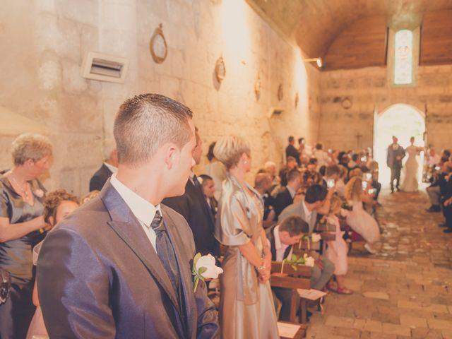 Le mariage de kevin et Lucie à Saint-Aulaye, Dordogne 48