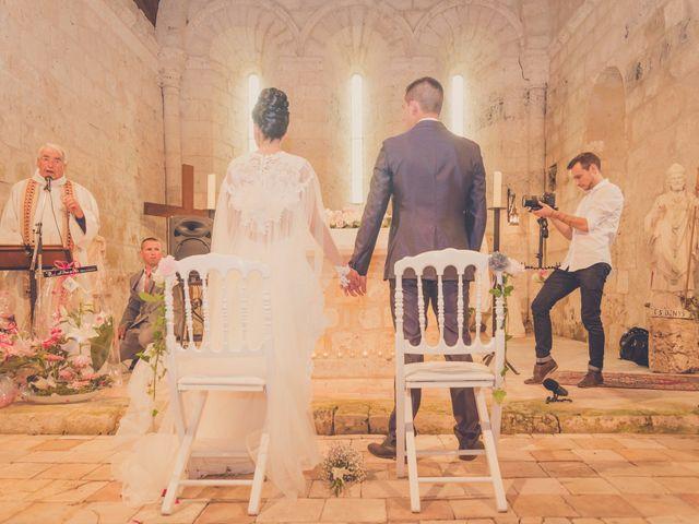 Le mariage de kevin et Lucie à Saint-Aulaye, Dordogne 50