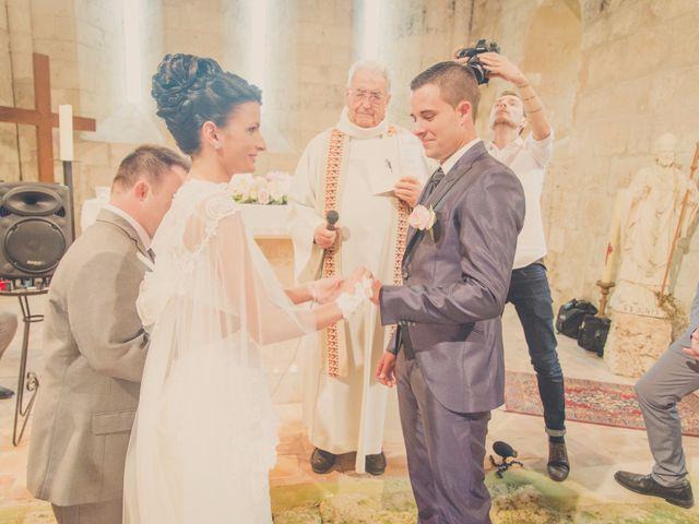 Le mariage de kevin et Lucie à Saint-Aulaye, Dordogne 52