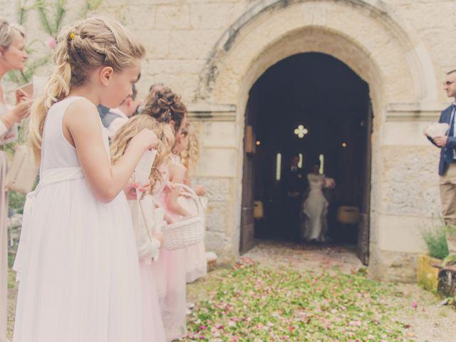 Le mariage de kevin et Lucie à Saint-Aulaye, Dordogne 55