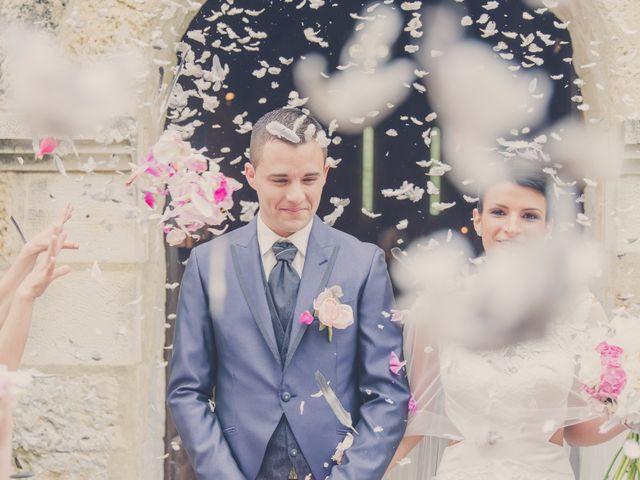 Le mariage de kevin et Lucie à Saint-Aulaye, Dordogne 56