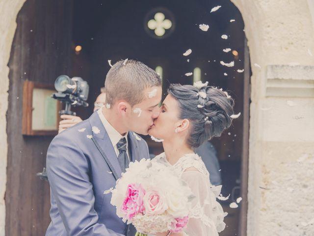 Le mariage de kevin et Lucie à Saint-Aulaye, Dordogne 60