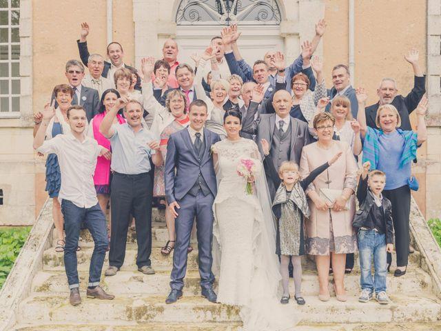 Le mariage de kevin et Lucie à Saint-Aulaye, Dordogne 73