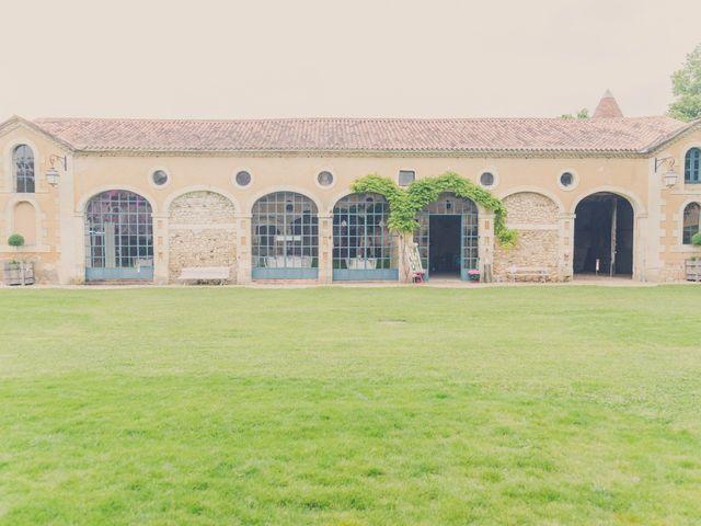 Le mariage de kevin et Lucie à Saint-Aulaye, Dordogne 83