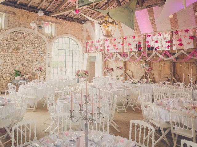 Le mariage de kevin et Lucie à Saint-Aulaye, Dordogne 90