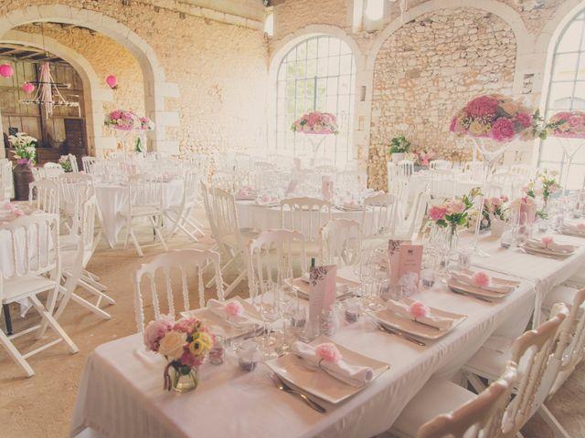 Le mariage de kevin et Lucie à Saint-Aulaye, Dordogne 91