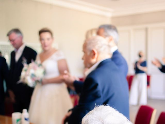 Le mariage de Olivier et Brigitte à Bécon-les-Granits, Maine et Loire 7