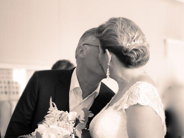 Le mariage de Olivier et Brigitte à Bécon-les-Granits, Maine et Loire 8