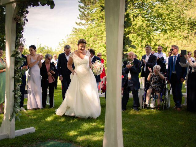 Le mariage de Olivier et Brigitte à Bécon-les-Granits, Maine et Loire 10