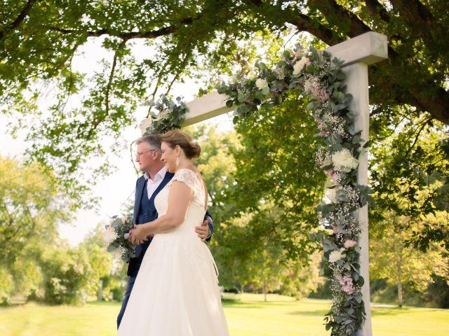 Le mariage de Olivier et Brigitte à Bécon-les-Granits, Maine et Loire 12