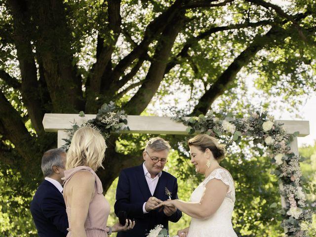 Le mariage de Olivier et Brigitte à Bécon-les-Granits, Maine et Loire 15